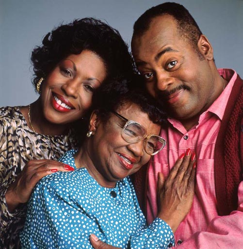 Family Matters - Home of the Winslows and Steve Urkel Rosetta Lenoire