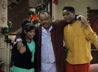 Family Matters - Darius McCrary and Tammy Townsend